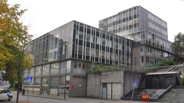 Foto av Stavanger Rådhus
