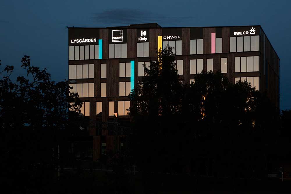 Foto av Lysgården på Sluppen