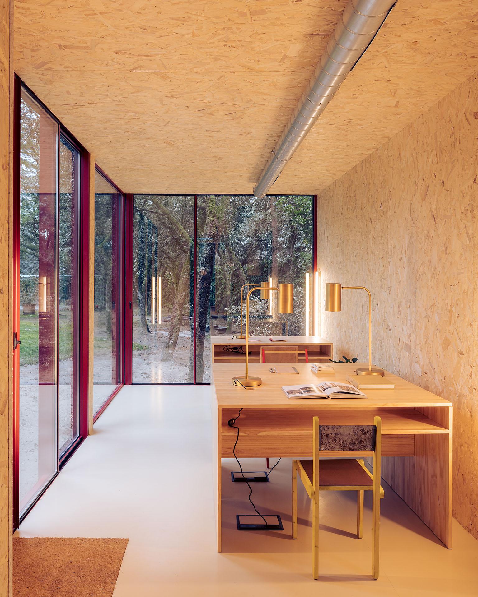 Foto av mini-huset Tini