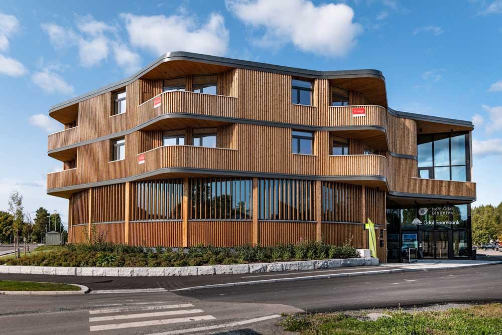 Foto av bygget Samling
