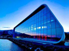 Foto av Hurtigrutemuseet