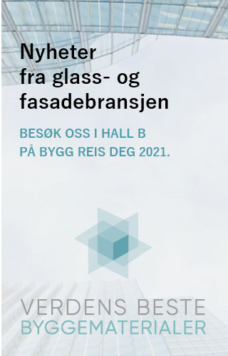 Annonse for Verdens Beste Byggematerialer på Bygg Reis Deg 2021