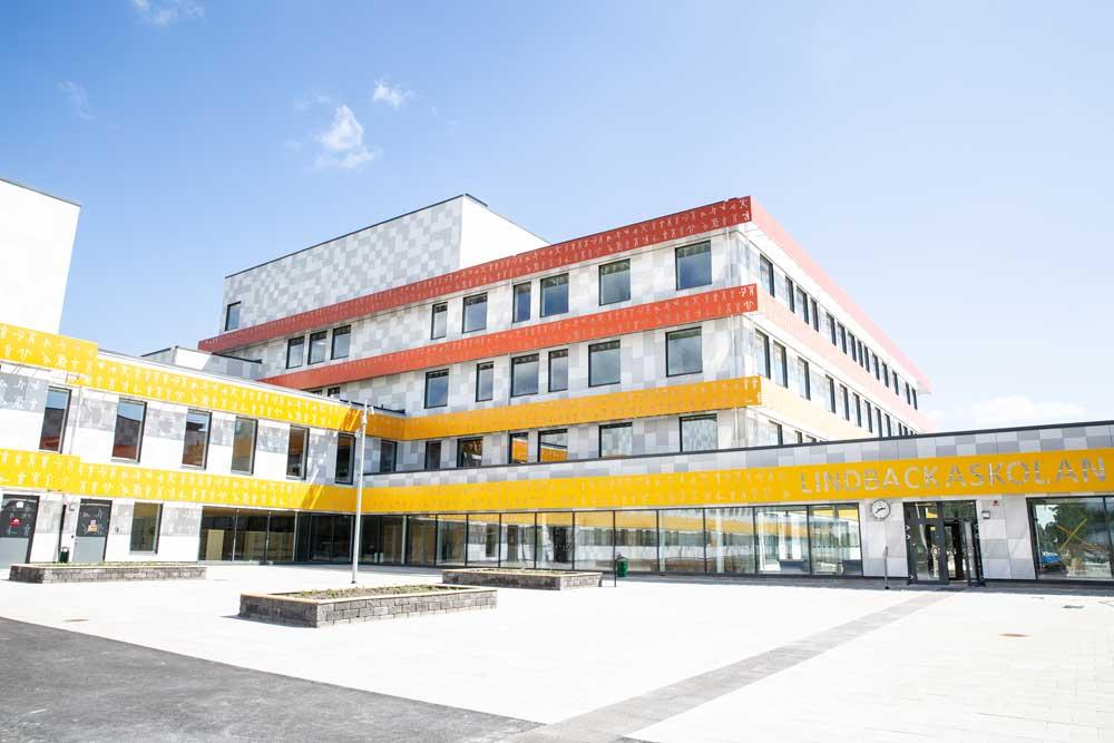 Foto av Lindbackaskolan